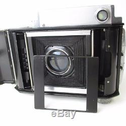 Welta Weltur mit Schneider Xenar 6x6 + 4,5x6 Folding camera