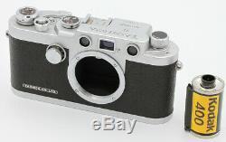 YASHICA YE N°128506 Tokyo Japon Vers 1959 Copie du Leica IIIg