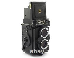 Yashica Mat-124G TLR Film Camera with Yashinon 3.5/80mm