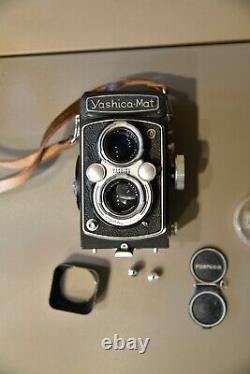 Yashica-Mat COPAL MXL 80mm