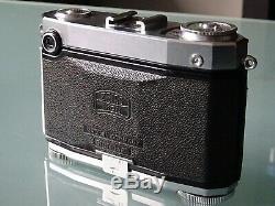 ZEISS-IKON CONTESSA 533/24 OBJECTIF TESSAR 2,8/45 mm