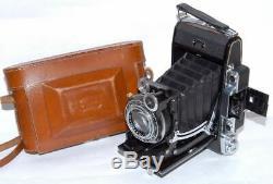 ZEISS IKON SUPER IKONTA 531/2 (6x9) NOVAR ANASTIGMAT 3,5/105 mm EXC+++