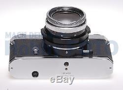 Zeiss Ikon Icarex 35 CS mit Ultron 1,8/50mm + Skoparex 3,4/35mm gebraucht