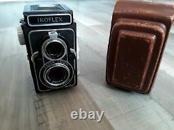 Zeiss Ikon Ikoflex IIa 855/16 Zeiss Opton Tessar 13,5 f=75mm