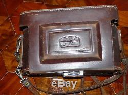 Zeiss Ikon SUPER IKONTA C 531/2 6x9 & 4,5x6 Tessar 3,8 105mm + étui cuir