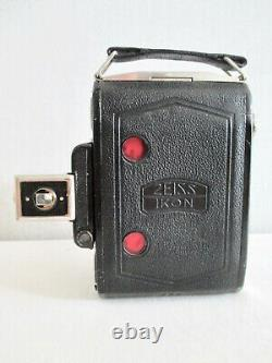 Zeiss Ikon Super Ikonta A 530 Lens Tessar 13,5 F=7cm + Etui