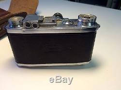 Zeiss Ikon Super Nettel 35mm Folding Camera UK seller