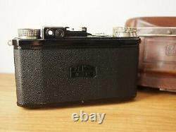 Zeiss Ikon Super Nettel Triotar F/3.5 50mm